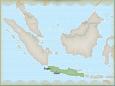 Situer Java sur une carte