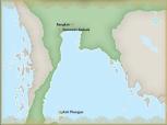 Situer Koh Phangan sur une carte