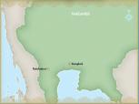 Situer Ratchaburi sur une carte