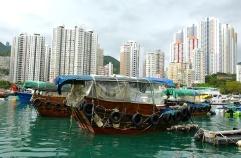 Hong Kong, the fragrant harbour