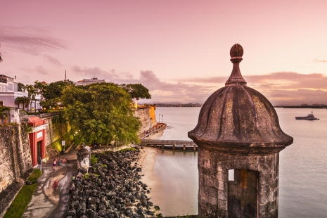 Your scented travel memories: San Juan