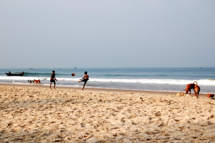 Your scented travel memories: Goa