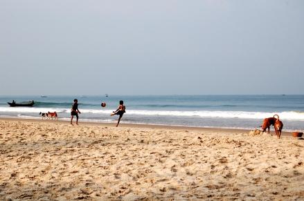 Your scented travel memories: Goa