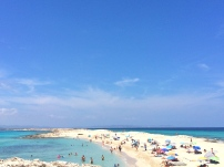 Your scented travel memories: Formentera