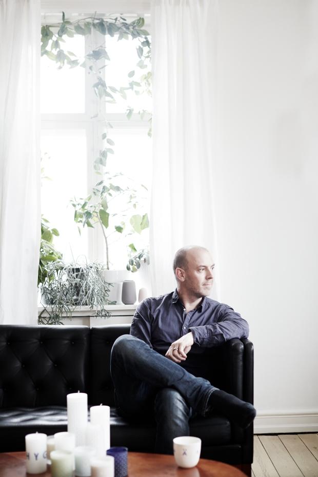 Shaun Russell portrait
