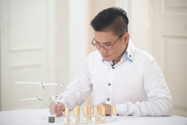 Josh Lee, fragrance designer