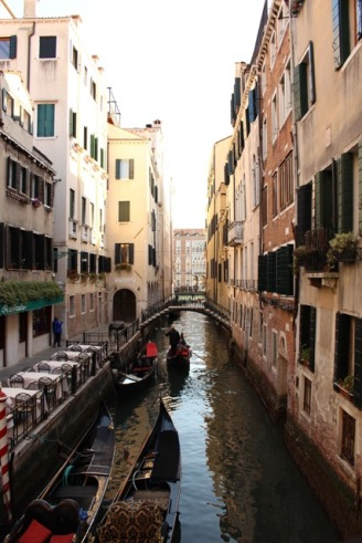 Your scented travel memories: Venice